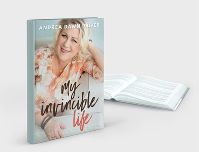 My Invincible Life Book Cover