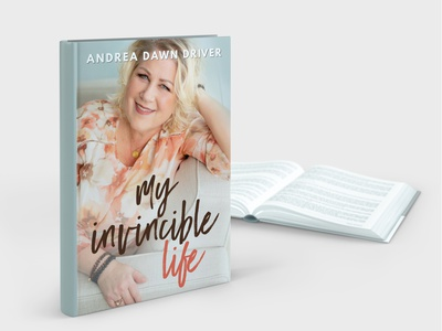My Invincible Life Book Cover bookcovers bookcoverdesign bookcover