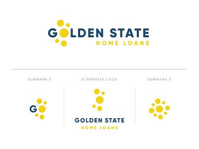 Golden State Home Loans logodesign logo