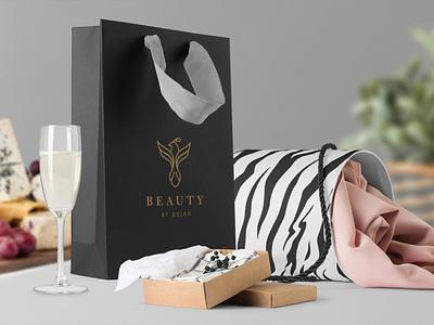 Beauty By Dejah Brand Design brand identity branding brand logodesign logo