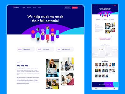 Online School (About) courses meeting online school school education about website design web design web