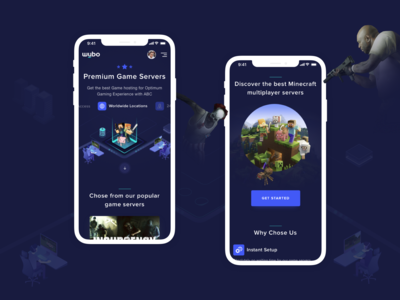 Wybo- Mobile Screens