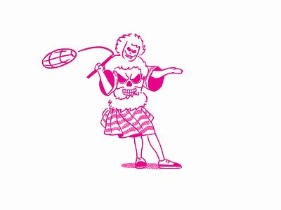Bate-Bola carnaval clovis bate-bola carnival motion cel animation frame by frame character design motion graphics motion design animation illustration