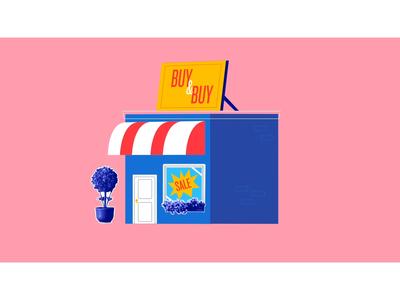 Store Shopping vs Online Shopping
