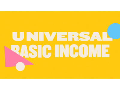 Universal Basic Income universal basic income technology animation studio motion graphic motiongraphics motion explainer video motion graphics motion design snippet animation illustration
