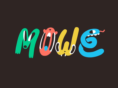 MOWE's Safari animations 2d animation animated logo logo animation animation design animation 2d tradicional animation character design frame by frame fun cel animation motiongraphics motion motion graphics motion design animation illustration