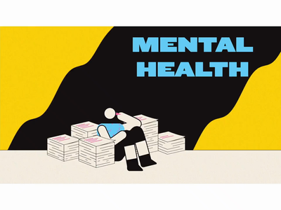 Mental Health Awareness Month mental health awareness educational video mental health animation studio motion graphic explainer video motiongraphics motion snippet motion graphics motion design animation illustration