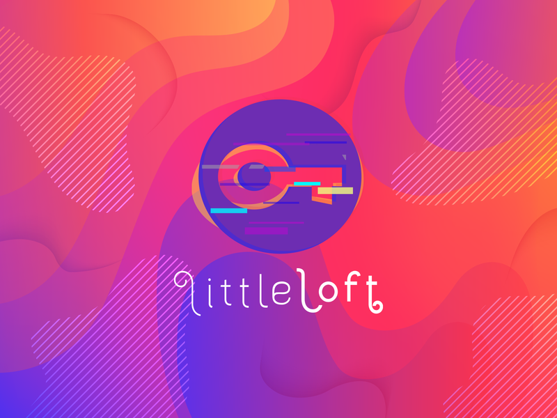 the all new littleloft logo design branding youtube channel youtube littleloft logo