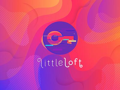 the all new littleloft logo design branding youtube channel youtube littleloft logo