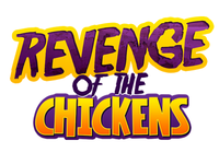 Revenge Of The Chickens logo