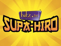 hitz.fm Supa-Hiro Title