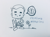 Precious (Inktober 2018 - Day 09)