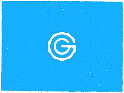 G Mark branding identity logo g