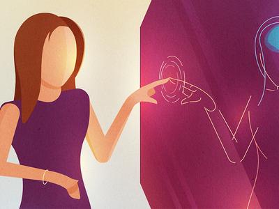 Personal AI #2 ai vector design illustration