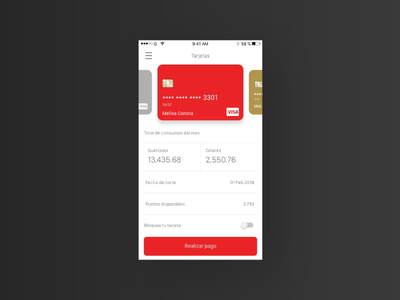 Banking App ux ui transactions money minimal locations expenses clean banking bank