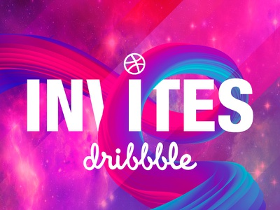 Dribbble Invite design invite invitation mack studio mack chan hong kong dribbble hk iphone x purple iphone x iphone