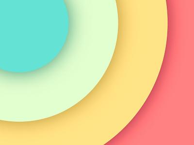 Color Palette 03 - Light Blue to Pink color pink light blue invite invitation mack studio mack chan hong kong dribbble hk 香港 light blue to pink color palette