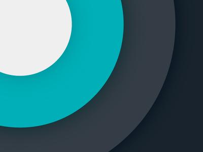 Color Palette 05 - Light Blue to Dark Blue color