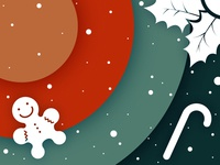Color Palette 09 - Christmas color D