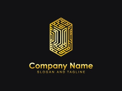 Pre-made LOGO for sale - Abstract BlockChain and Cryptography 01 ethereum blockchain bitcoin real estate china hong kong logo logos mack minimalism cryptocurrency