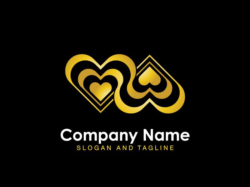 20180614 dribbble pre made logo 11 abstract 04