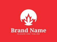 Pre-made LOGO for sale - Canada Cannabis 01