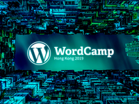 WordCamp Hong Kong 2019