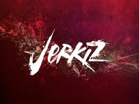 Jerkiz logo, electro music band