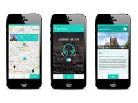 Wanderful Touristic guide app