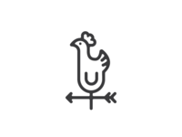 What's the matter – you chicken?