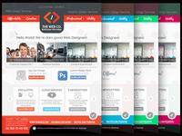 Web Design Service Set - 1