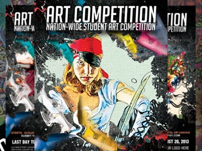 Dribble shots art comp
