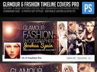 Glamour fashion fb cover pro prev