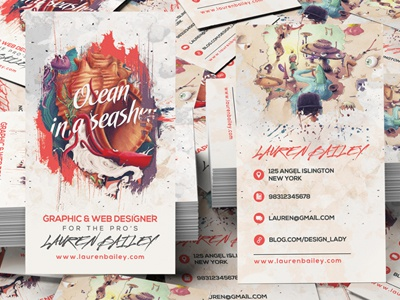 Creative Design Business Card designer design inspiration creative business cards creative business card creative colorful calling card business card templates business card mockup business card artistic business card