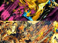 Canvas Artistic Patterns Volume 2