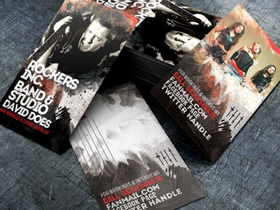 Creative Pro Designer Business Cards PSD Template