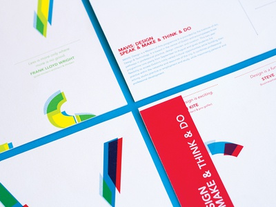 Mavis Design Postcard Detail