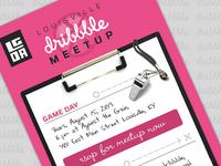 Dribbble Meetup - Louisville