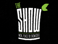 AIGA LOUISVILLE - 2015 THE SHOW Poster