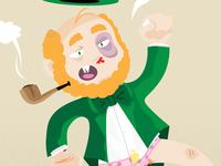 Leprechaun - Happy St Patty's!