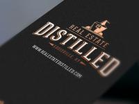 Real Estate Distilled Conference Logo