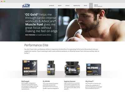 AdvoCare Product Gallery