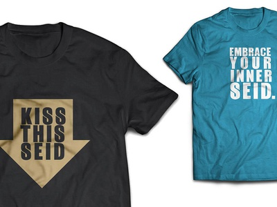 Jeff Seid – Tshirt Design