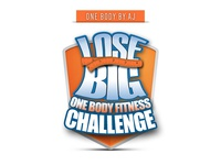 Lose Big Challenge Logo Re-design