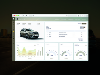 Renu Care dashboad dashboard design dashboard ui web ux app design ui