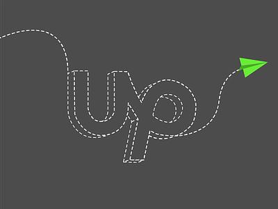 Upwork design logo