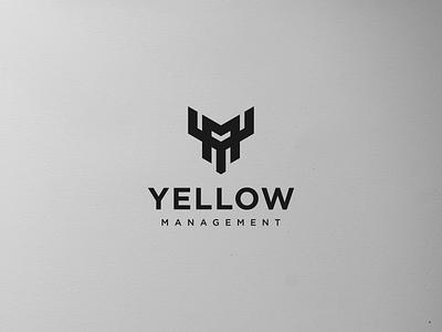 YM LOGO CONCEPT design branding luxury clothing apparel monogram logo graphic design