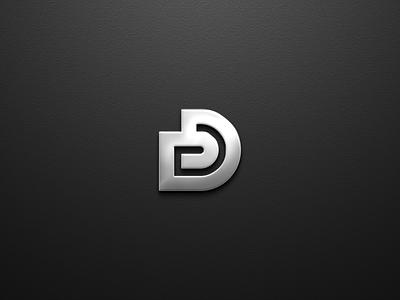 DP LOGO CONCEPT google agency consulting realestate brandidentity stationary design branding luxury clothing apparel monogram logo graphic design