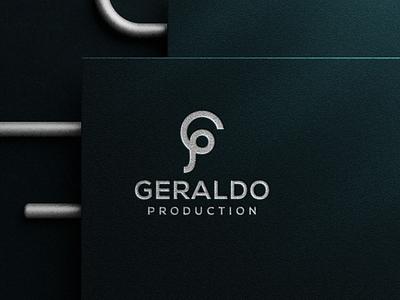 GP MONOGRAM LOGO california newyork usa businesscard stationary clothes brandidentity brand design branding luxury clothing apparel monogram logo graphic design