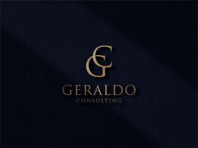 GC MONOGRAM LOGO firm law investing financial stationary brandidentity agency advisor consulting jewelry design branding luxury clothing apparel monogram logo graphic design